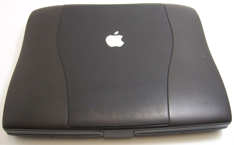 The Iconic Lombard PowerBook G3.